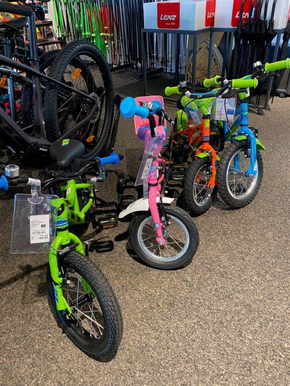 Kinderrräder