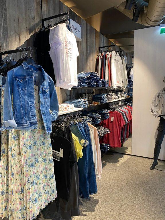 Freizeit Bekleidung von Pepe Jeans