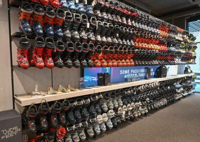 Ski- und Skitouren Schuhe